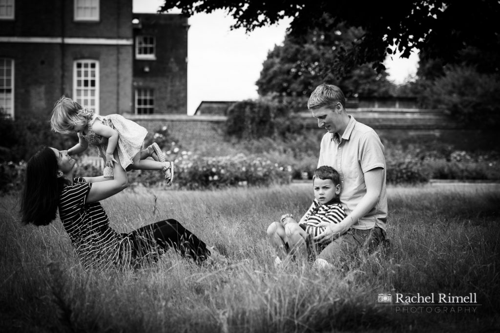 London family photographer Greenwich Park