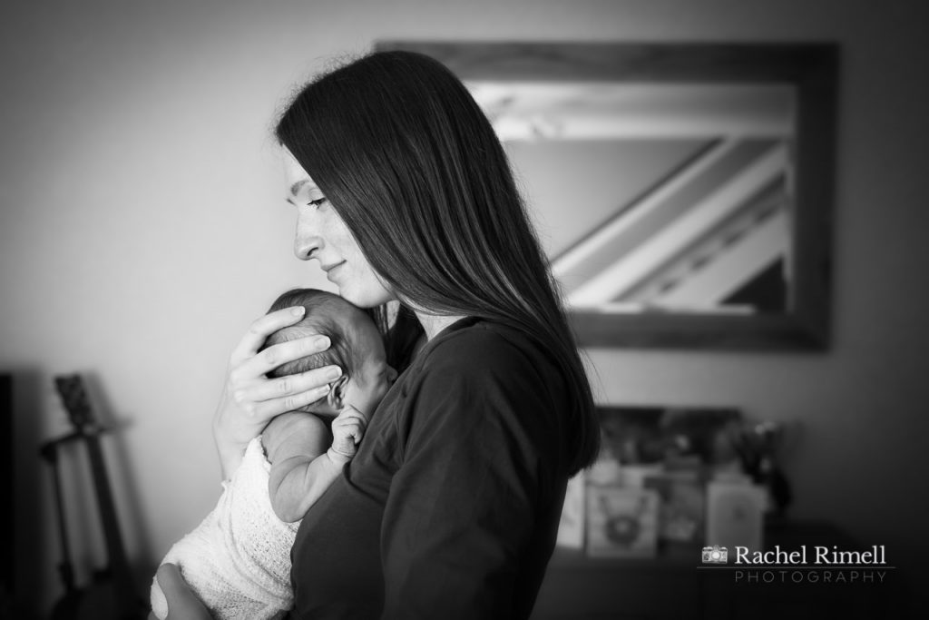 South London lifestyle baby photography