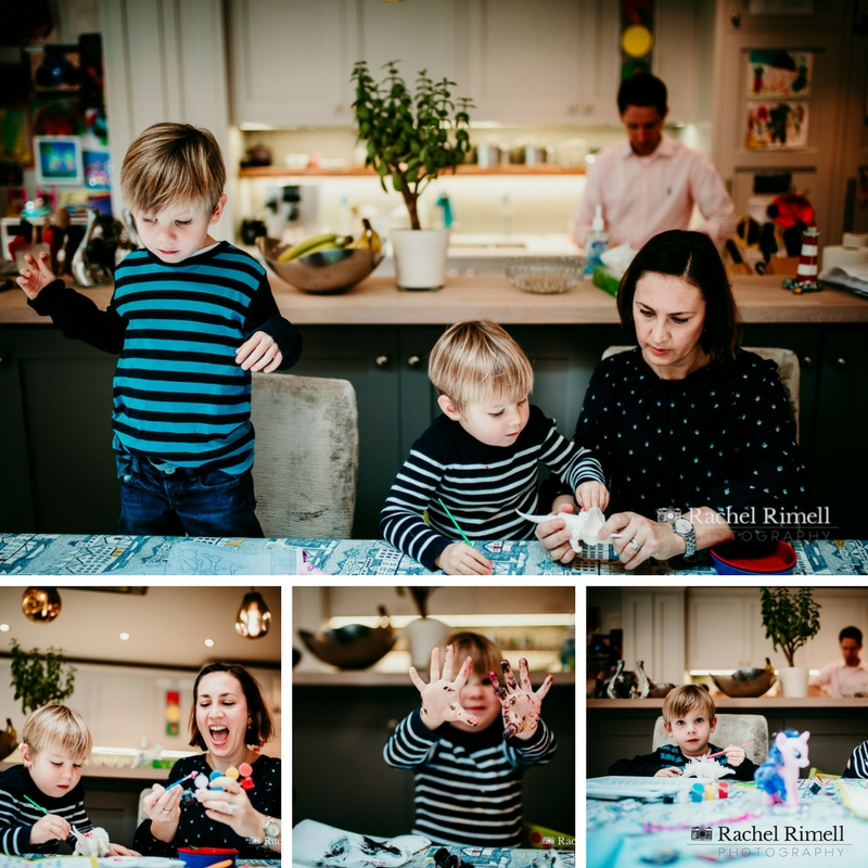 London family photographer - London day in the life photography Clapham