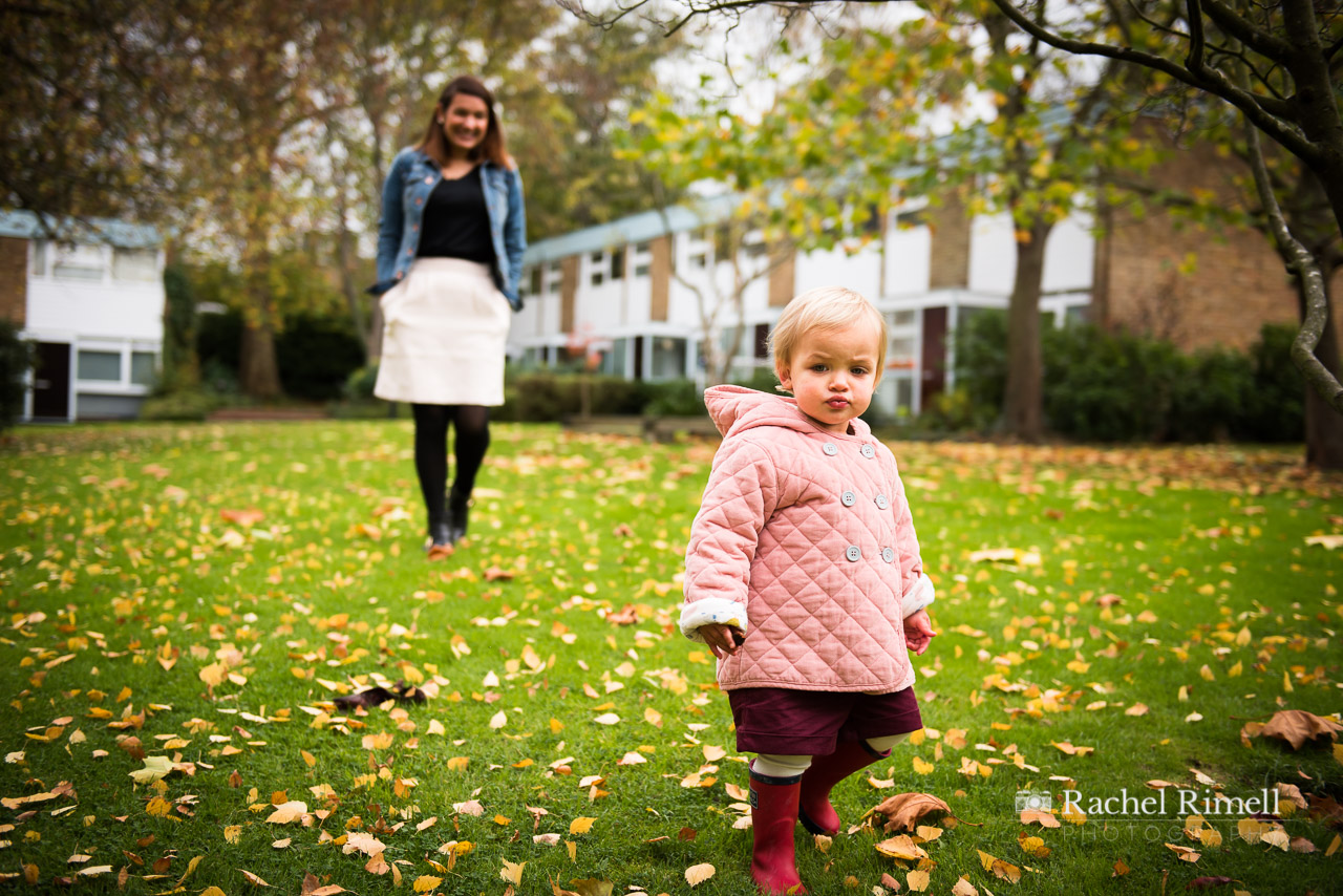 South London family photographer - London day in the life photographer Blackheath family photographer