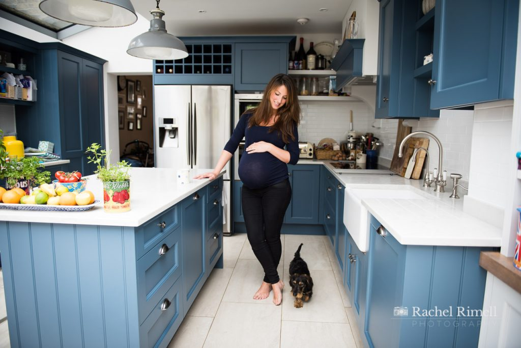 South London maternity photography Wimbledon