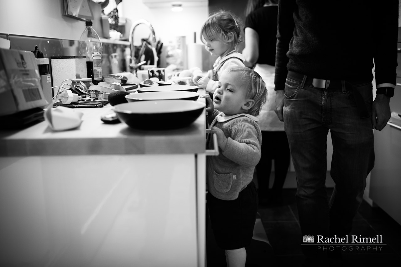 South London family photographer - London day in the life photographer
