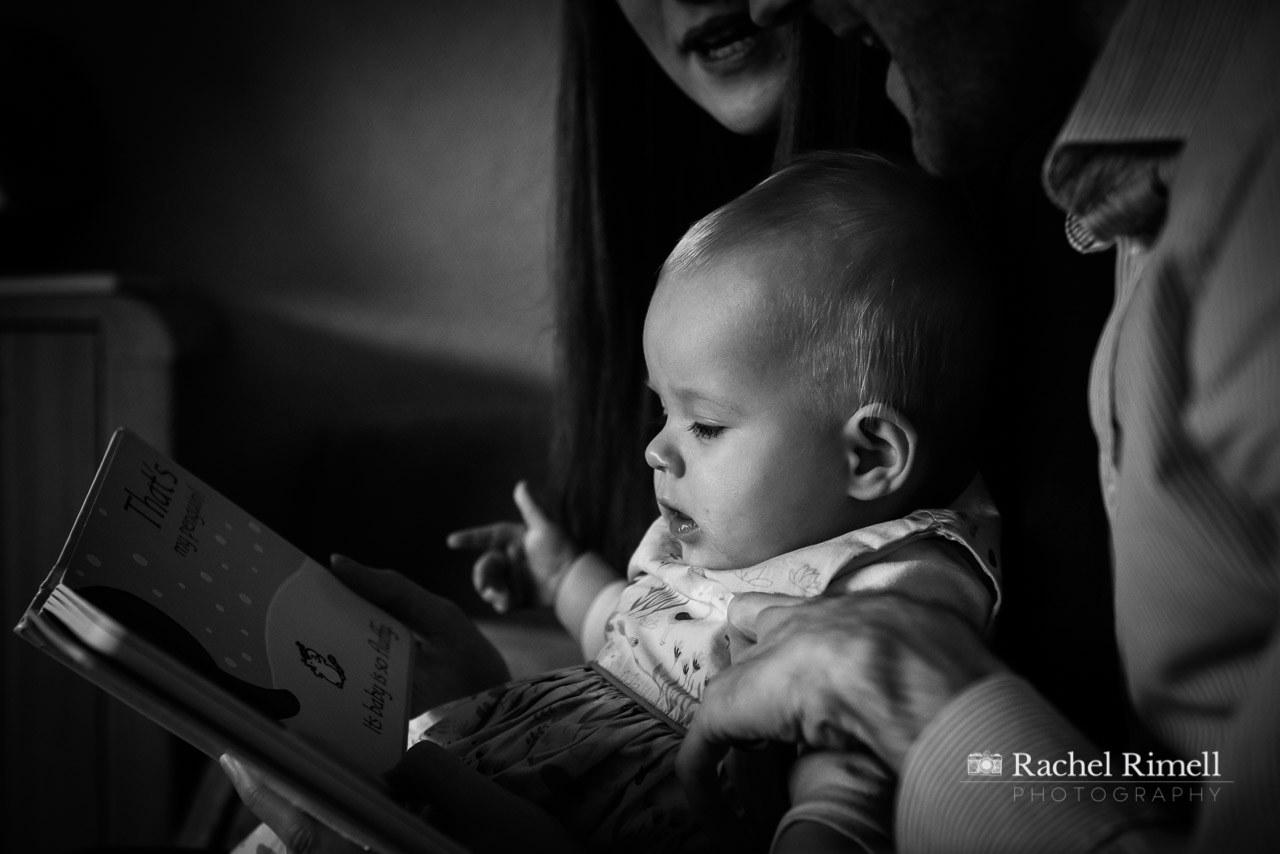Best documentary family photographer London baby photography