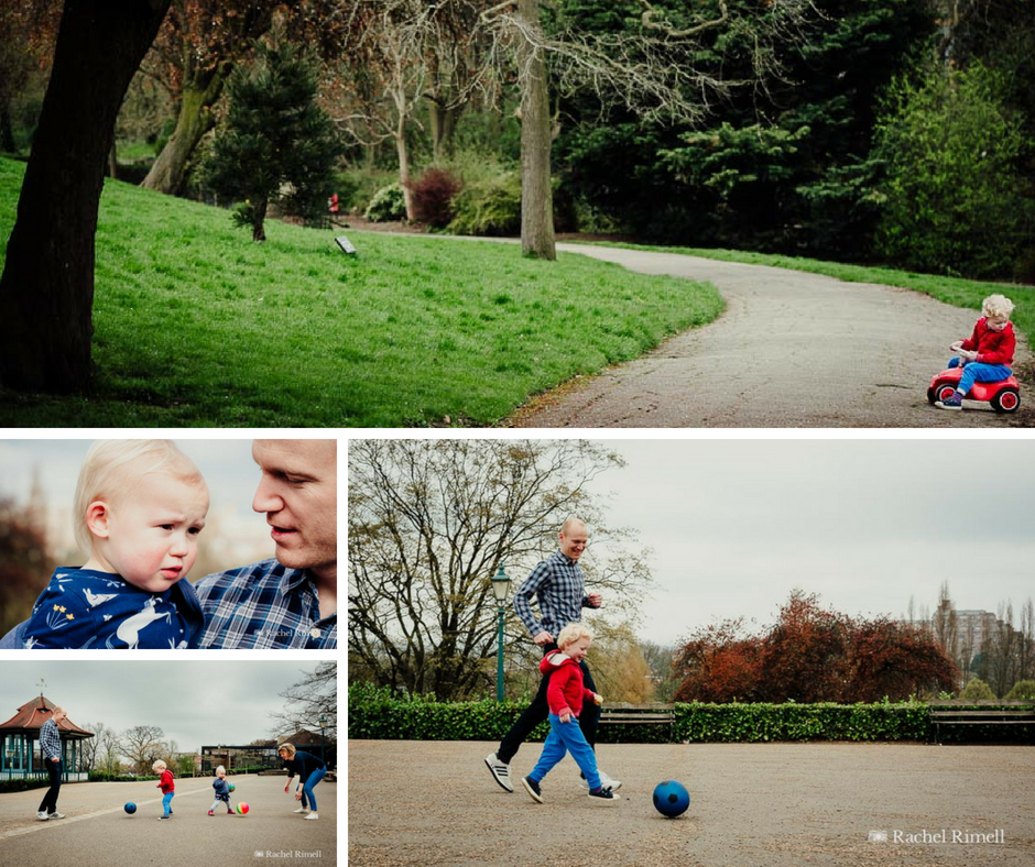 Natural London family photographer