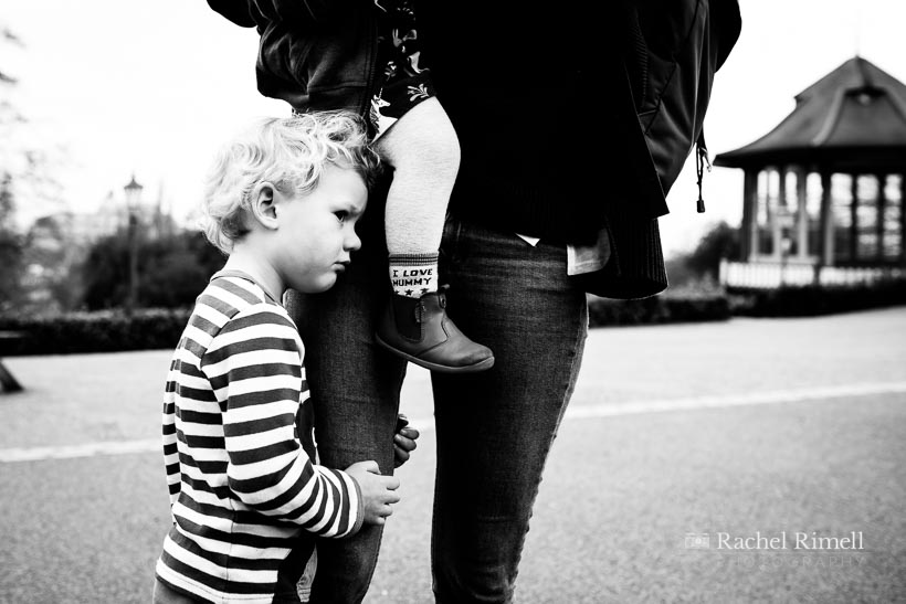 Documentary family photographer London