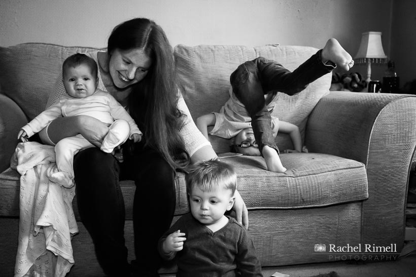 in home documentary photography London