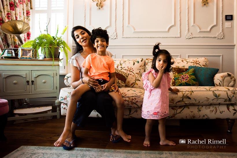 Documentary family photography Crystal Palace