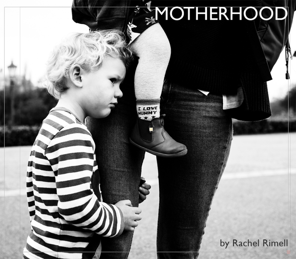 documenting motherhood book cover